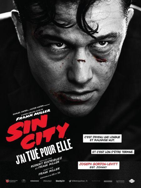 STUDIO Cinémas - Sin City : j'ai tué pour elle