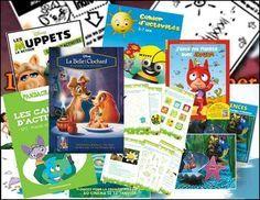 Liste de tous les cahiers d'activités ou cahiers de vacances gratuits à télécharger en pdf et imprimer pour les enfants. Livrets jeux, exercices, coloriages