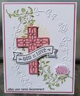 EASTER CARD KIT, HOLD ON TO HOPE, STAMPIN' UP, HANDMADE, CROSS,