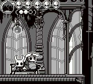 Hollow Knight PixelArt Hollow art