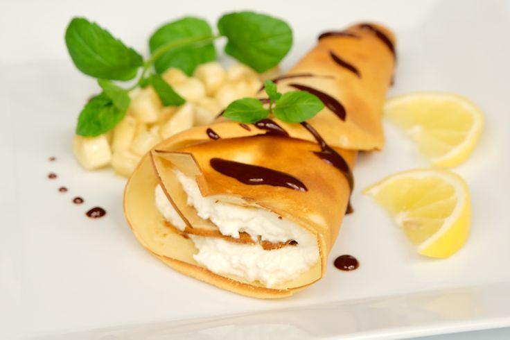 Seroleśniki bananowo-cytrynowe