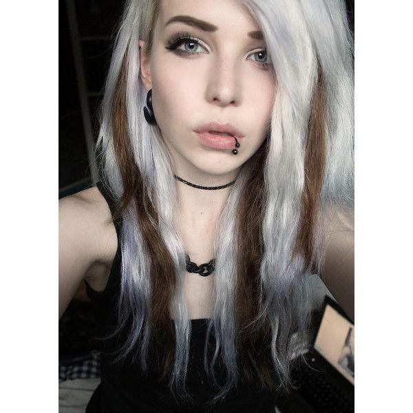 Alexandra Catherine Axelina ❤ liked on Polyvore featuring hair, girls, people and alexandra catherine axelina