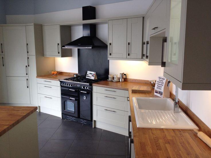 Leighton Grey Kitchen Magnet New House Plans