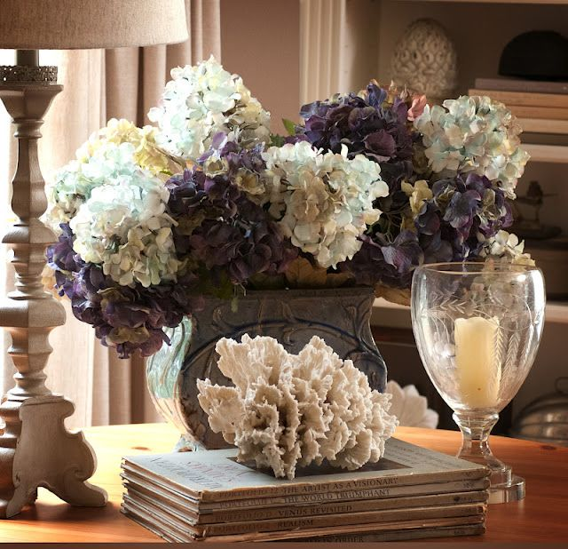 flowers vase living room tables and table lamps on pinterest
