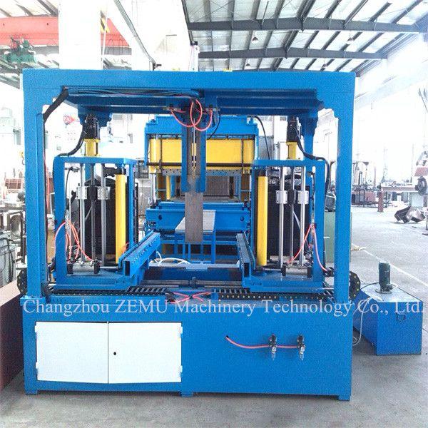 Automatic Transformer Corrugated Fin Welding Line