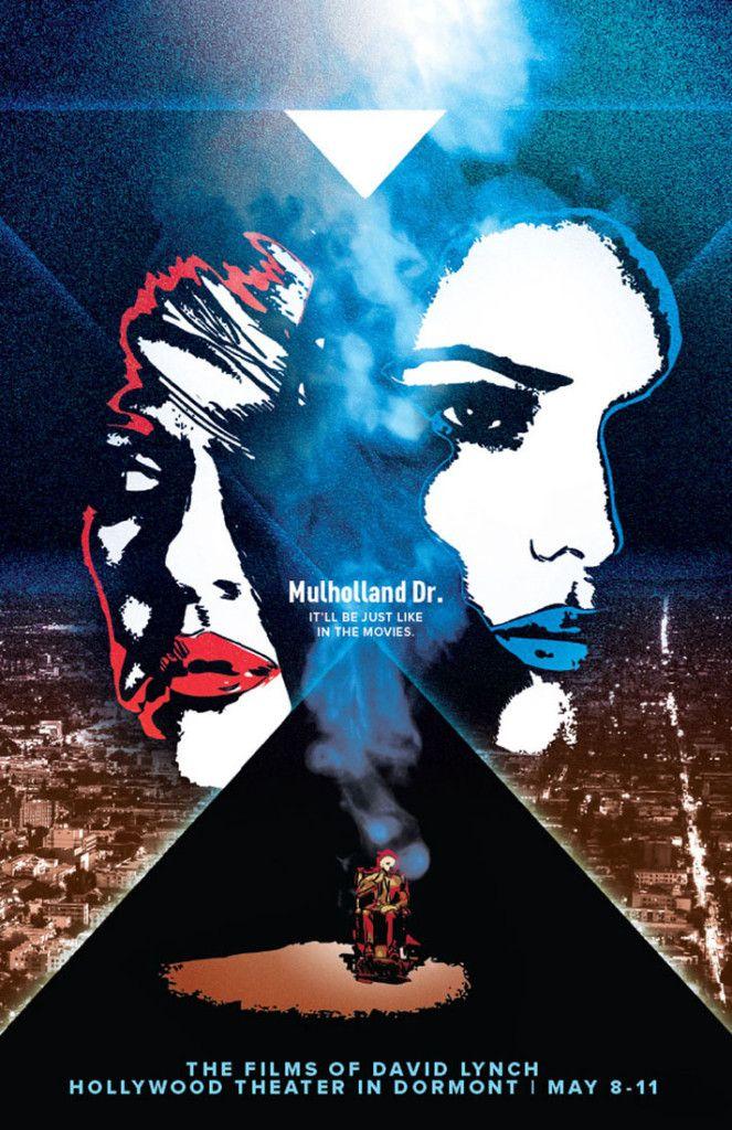 Le locandine alternative di Mulholland Drive di David Lynch #locandine #film #cinema #davidlynch #mulhollanddrive #alternativeposters
