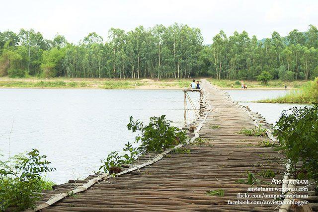 Độc đáo với cầu dỉ Bình Định
