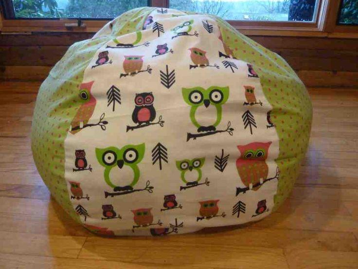 Owl Bean Bag Chair
