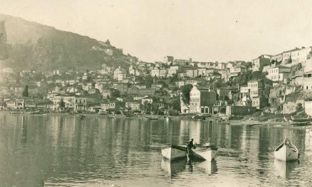 Η ανατολική πλευρά της Τραπεζούντας, το 1915