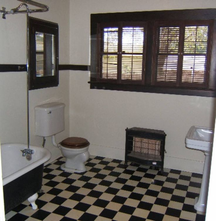 85 best images about bungalow bathrooms on pinterest for Bathroom ideas old house