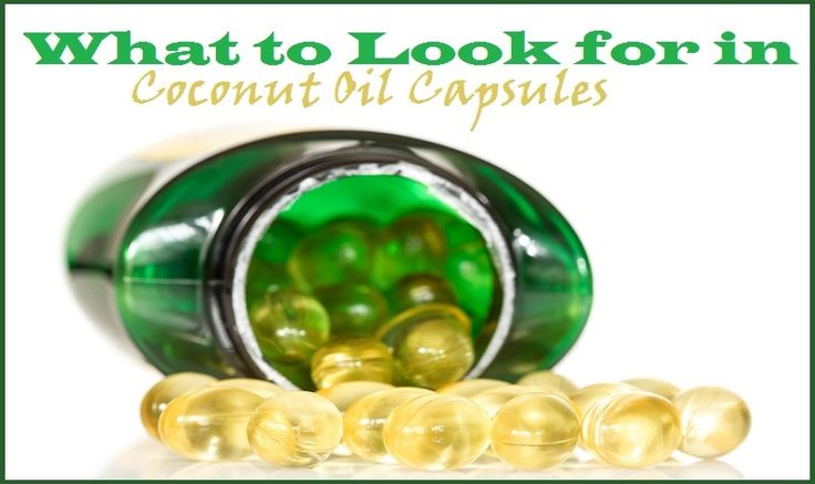 Coconut oil capsules are becoming increasingly popular among those that have a desire to optimize their health.