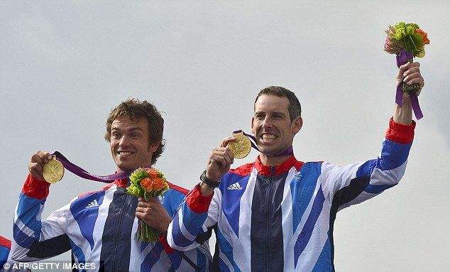Tim Baillie and Etienne Stott - GOLD, Two Man Canoe Slalom