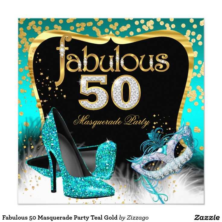 50 Fab Summer Finds Under 50: 15 Best Images About Fabulous 50th Birthday Party On