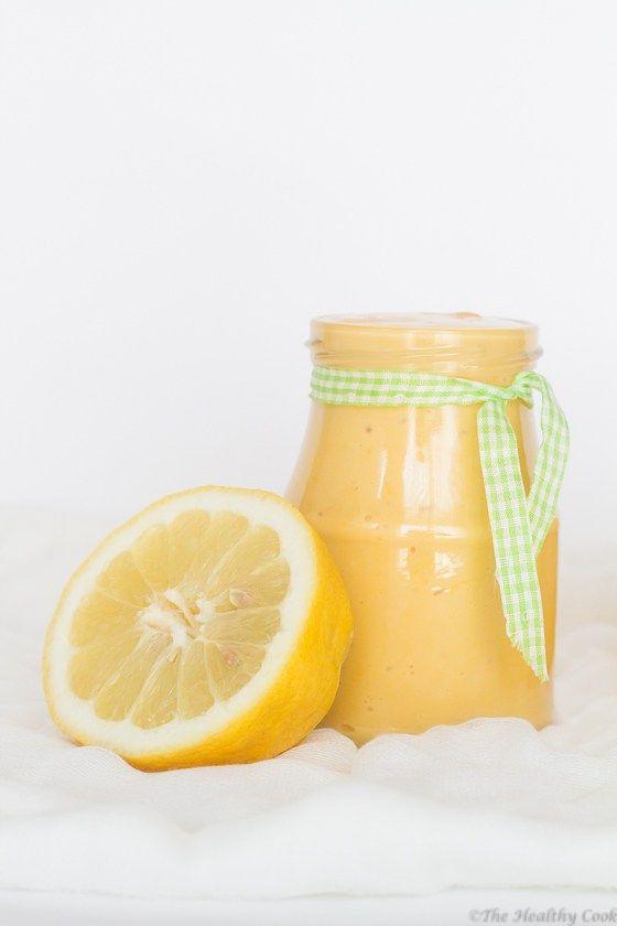 Lemon-Curd – Κρέμα-Λεμονιού