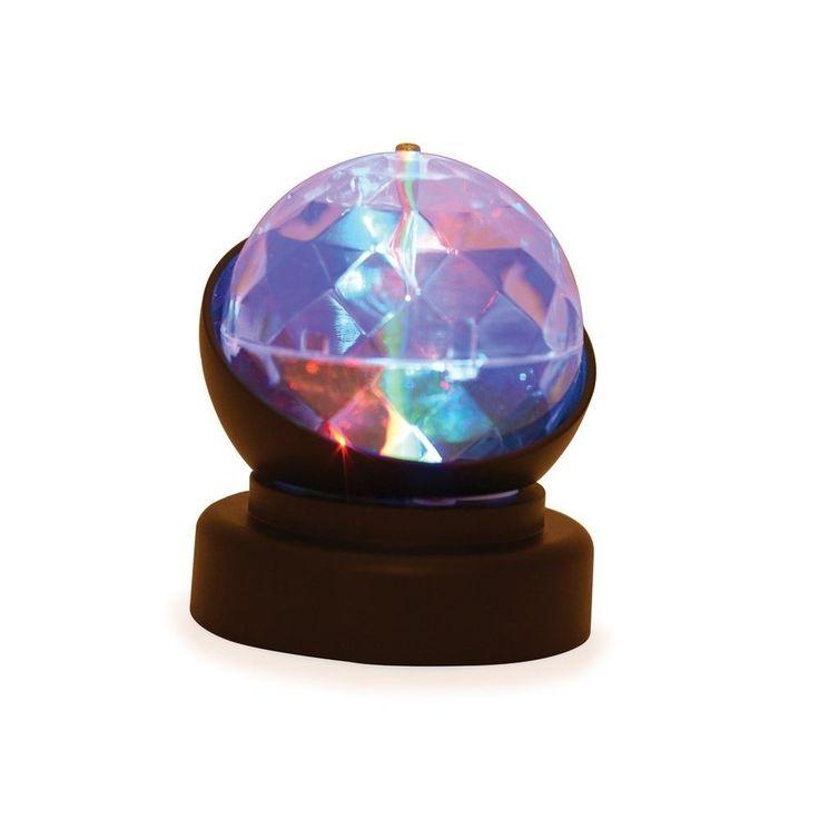 Kaleidoscopic Prisma Light - Fun Novelty Lighting Psychedelic Projector Gift #FunTimeGifts