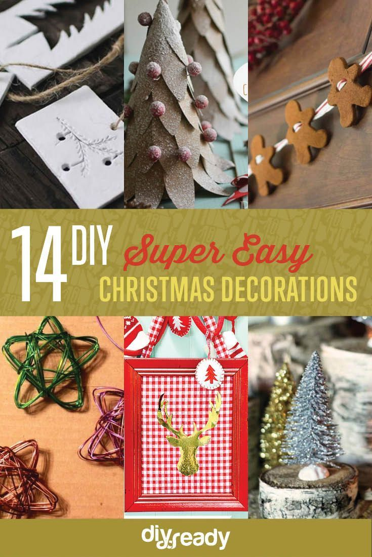Simple Christmas Decorating Ideas: 25+ Best Ideas About Simple Christmas Decorations On