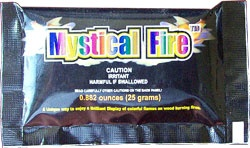 Sparklers in-CyberSPACE Store - Mystical Fire, $2.39 (http://www.sparklers-incyberspace.com/products/Mystical-Fire.html)