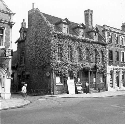 Alexandra Hotel, Stafford