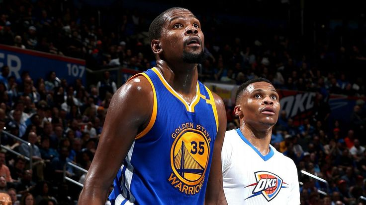 Durant, Westbrook set to switch from rivals to All-Star teammates