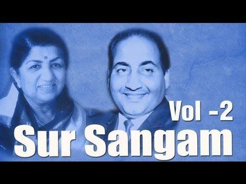 Mohd. Rafi & Lata Mangeshkar Superhit Song Collection - Vol 2 - Sur Sangam