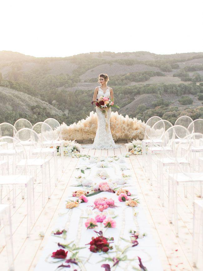 Dreamy Wedding Inspiration at Carmel Valley Ranch | Green Wedding Shoes Wedding Blog | Wedding Trends for Stylish + Creative Brides