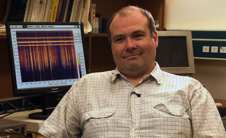 Assoc Prof Craig Rodger: University of Otago