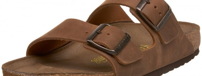Birkenstocks:  Comfortable Sandals And Good For Your Back