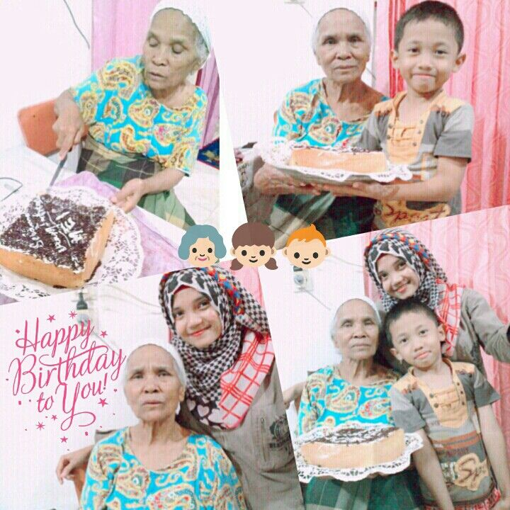 Grandmaa's Birthday