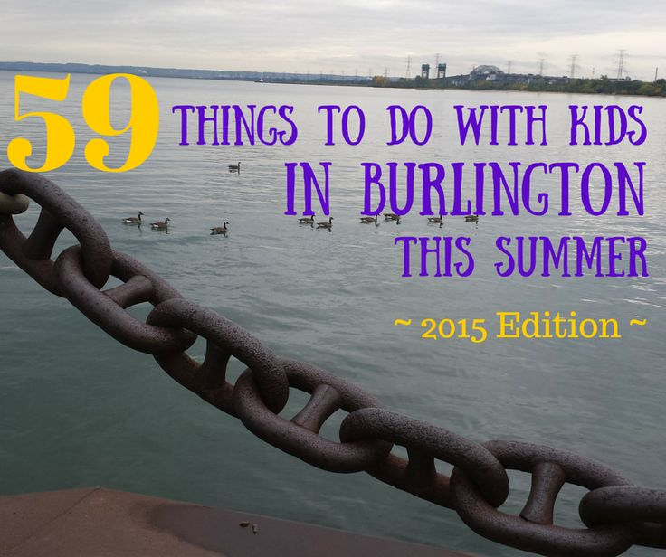 Keep your kids and the whole family busy and having fun all summer long!