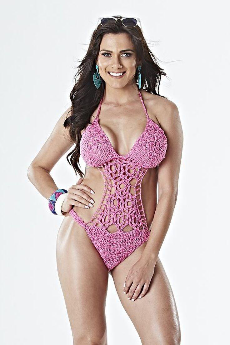 Body Maiô Glamour