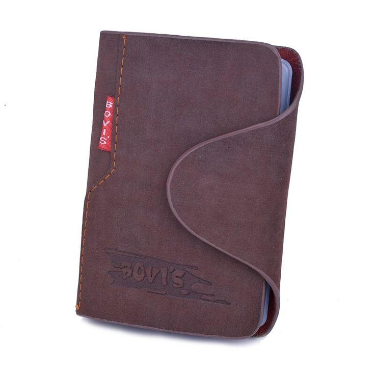 PU Leather 20pcs Card Holder Women Men Bank Hasp Credit Card Holder Business ID …