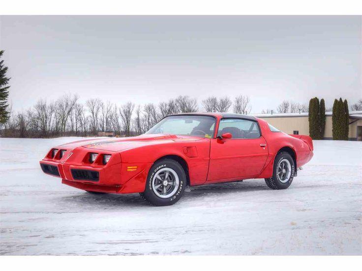 1980 Pontiac Firebird Trans Am for sale | ClassicCars.com | #DriveYourDream | #Pontiac | #Firebird | #FutureClassic