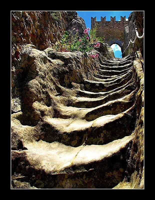 Salita alla torre - Sperlinga, Enna, Italy Copyright: maurizio inserra
