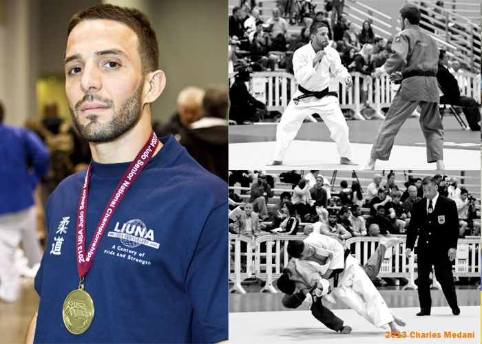 LiUNA! Member, Organizer Takes GOLD at USA Judo Senior Nationals | Liuna MidAtlantic