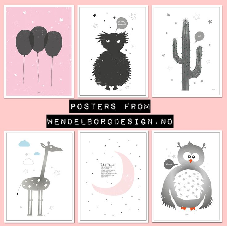 Posters for kids:-)