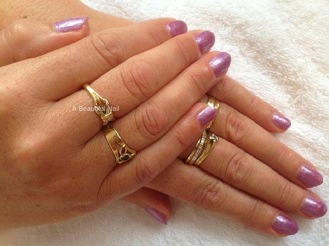 Gellak zacht roze #Gellak #Nagels #nails