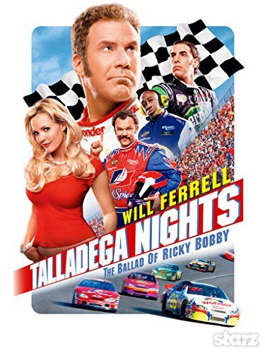 awesome Talladega Nights: The Ballad Of Ricky Bobby Check more at http://usdailyshop.com/product/talladega-nights-the-ballad-of-ricky-bobby/