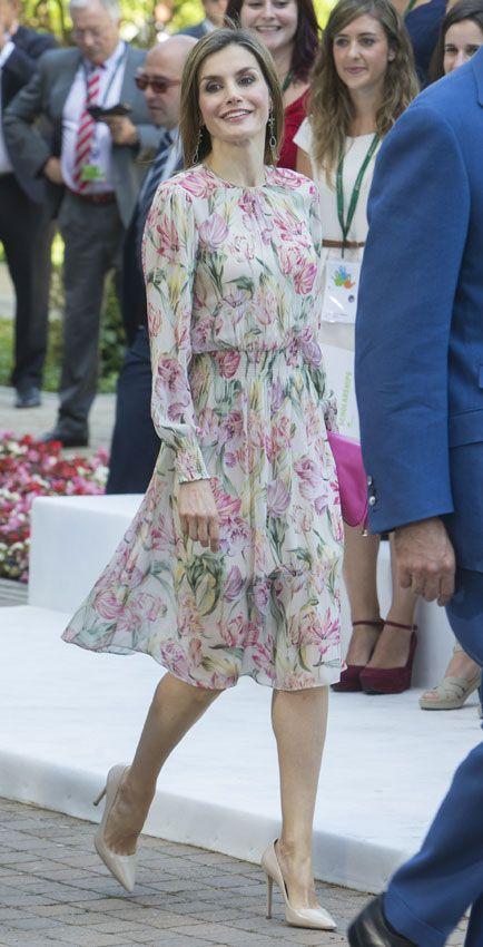 Reinas y princesas, en busca de su 'look' de verano: de la Alta Costura al 'low cost'