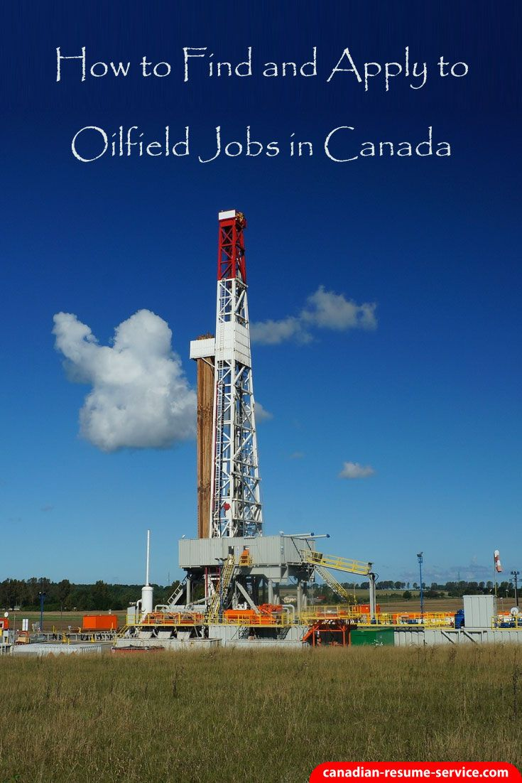 How to Find and Apply to Oilfield Jobs in Canada -…