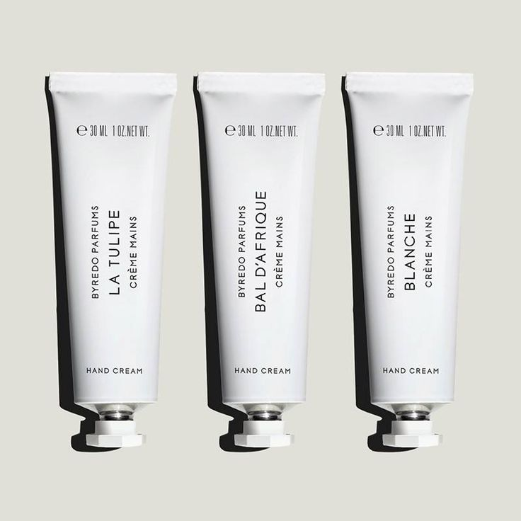 Byredo, minimal, packaging, lotion