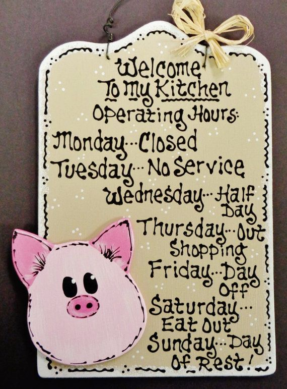 Hey, I found this really awesome Etsy listing at https://www.etsy.com/listing/249236345/u-choose-color-pig-overlay-kitchen