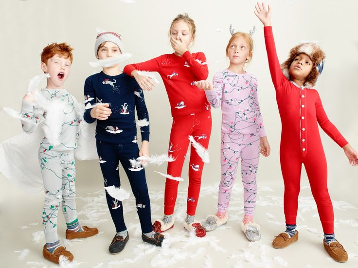 Girls' Pajama Party | J.Crew