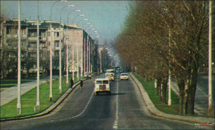 Marymoncka, 1970