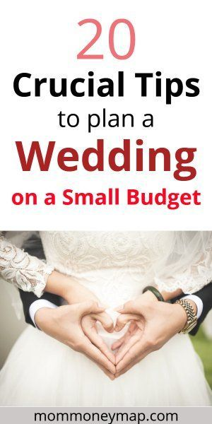 20 Crucial Tips To Plan A Wedding On A Small Budget In 2020 Wedding Planning On A Budget Saving Money Budget Budgeting