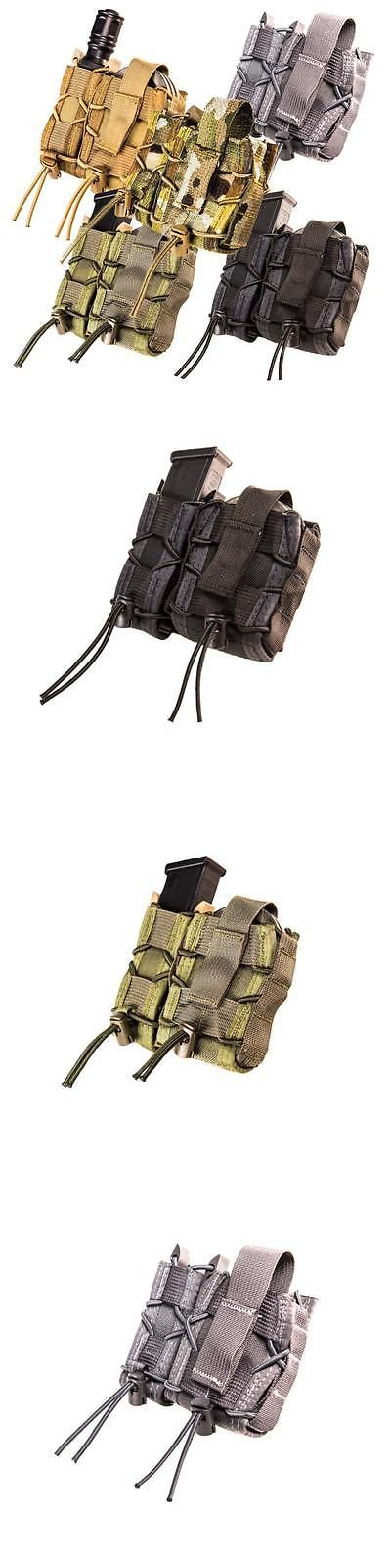 Tactical Molle Pouches 177900: High Speed Gear Leo Taco Molle Pistol Handcuff Taco Combo Pouch, Made In The Usa -> BUY IT NOW ONLY: $55.95 on eBay!