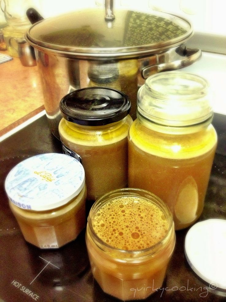 Quirky Cooking: Bone Broths (Liquid Stocks)