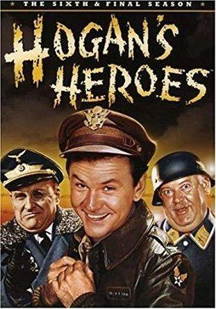 Bob Crane & Werner Klemperer & Bob Sweeney & Bruce Bilson-Hogan's Heroes - The Sixth & Final Season