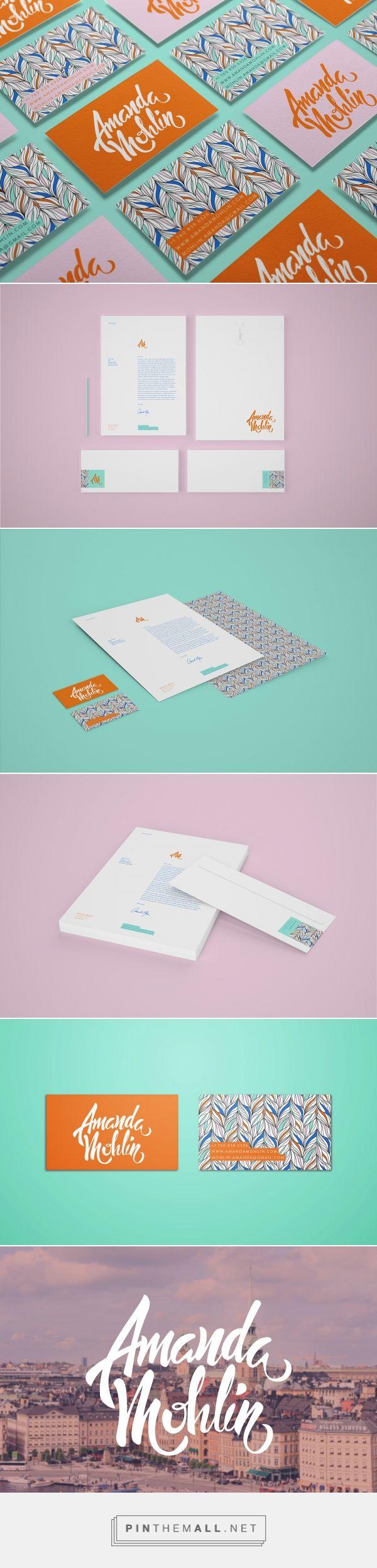 Personal Branding 2014 on Behance - created via https://pinthemall.net