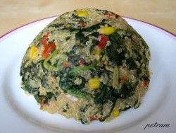 Vařím bez lepku, mléka a vajec - Obilniny a pseudoobilniny - Quinoa - Barevná quinoa