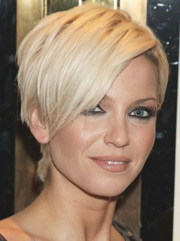 Frisuren Frauen Blond Kurz Frisuren Frauen Pinterest